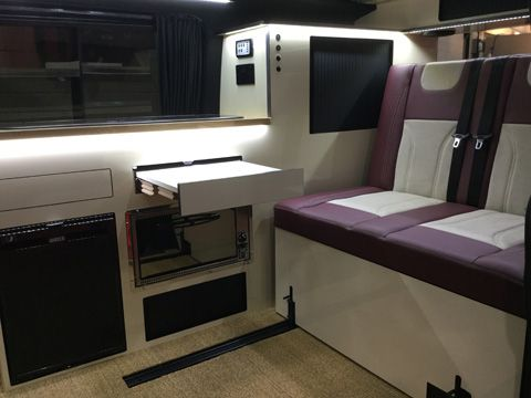 Camper Van For Sale Photo 3