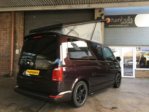 Camper Van For Sale Photo 4