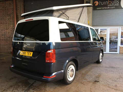 Camper Van For Sale Photo 1