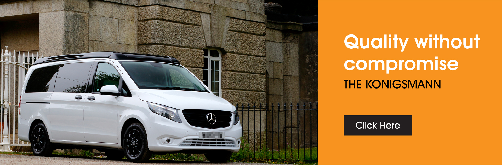 ai campers Bespoke Mercedes Vito Conversions - Slide One